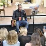 Interviewing Joey Lawrence #ABCFamilyEvent #MelissaAndJoey