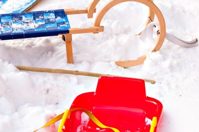 Snow Day Activities and Ideas for Kids