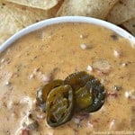 Super Bowl Dip Recipes: Spicy Slow Cooker Queso