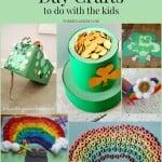 13 St Patricks Day Crafts for Kids