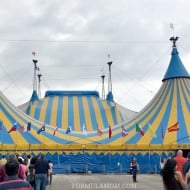 Cirque du Soleil Amaluna in Houston