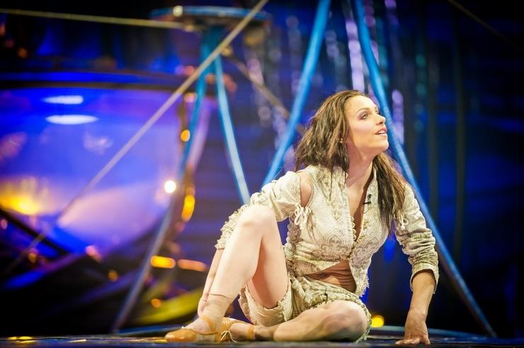 Cirque du Soleil's Amaluna is all about women
