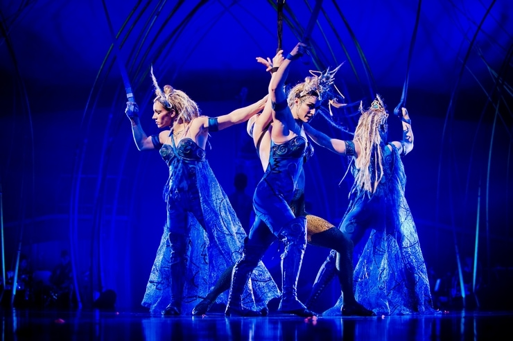 The Women of Amaluna - Cirque du Soleil