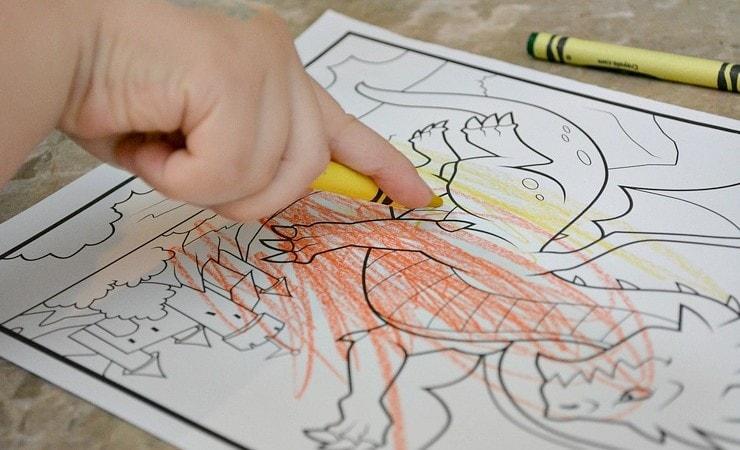 Experiencing Crayola Color Alive