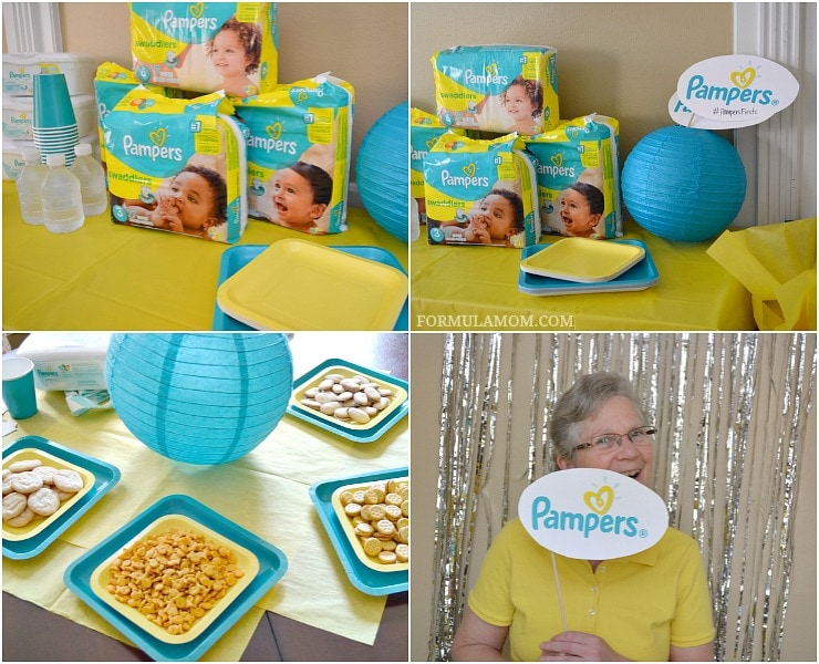 how to throw a diaper party making decor decisions is easy