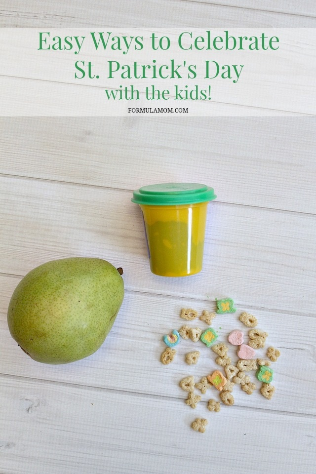 7 Easy Ways to Celebrate St Patricks Day with Kids #StPatricksDay