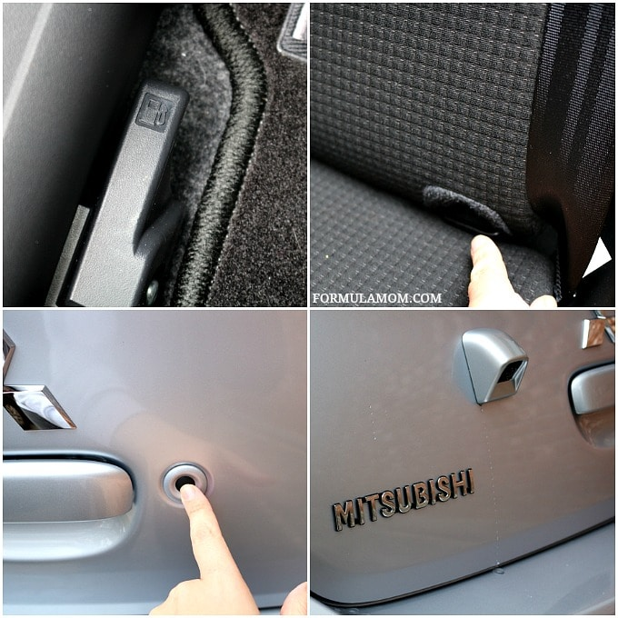More of our favorite things about the Mitsubishi Mirage