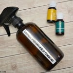 DIY Essential Oil Cleaner