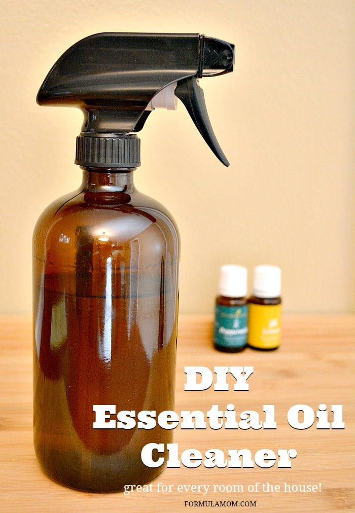 how to make my own essential oils