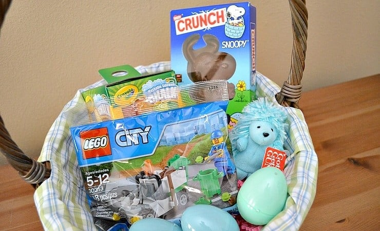 Easter Baskets for Kids Made Easy