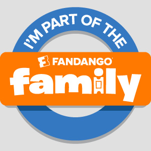 I'm part of the Fandango Family! #FandangoFamily