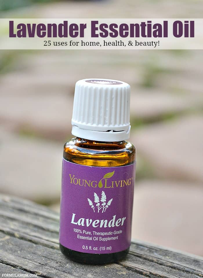 Check out these 25 Lavender Essential Oil uses! This list has uses for Lavender essential oil for home, healthy, and beauty!