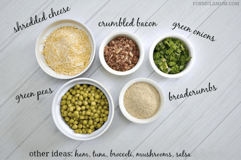 Check out these easy topping ideas for your own Macaroni and Cheese toppings bar! #Youknowyouloveit