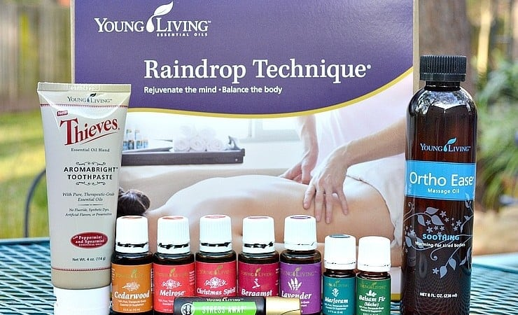 March Young Living Essential Rewards Order