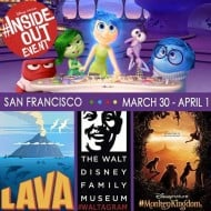 Getting Ready for the Pixar Inside Out Event