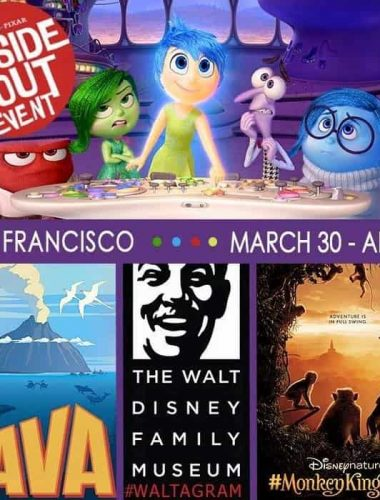 Getting Ready for the Disney Pixar Inside Out Event!