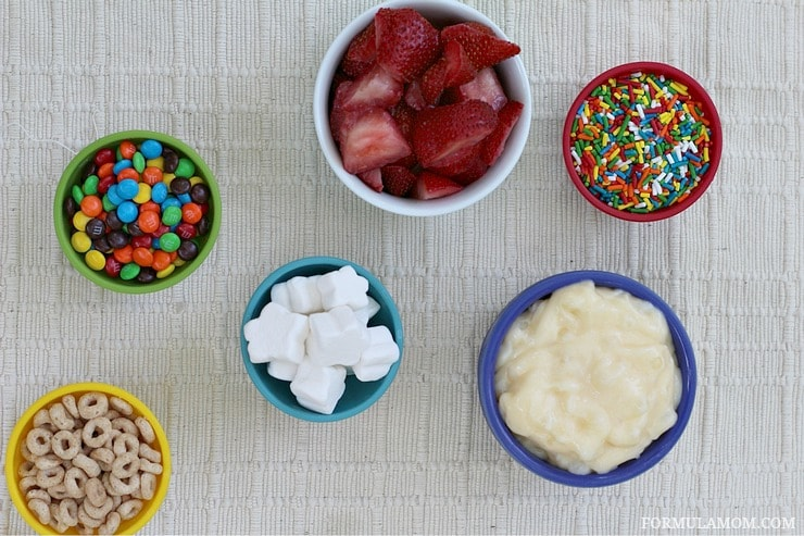 Hands-On Spring Break Activities for Kids: Make Snack Time Fun #EveryDayCare