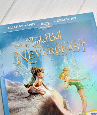 Get Tinker Bell and the Legend of the NeverBeast on Disney DVD!
