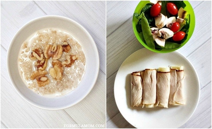 Whole Food Meals with Weight Watchers