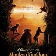 Disneynature's Monkey Kingdom Family
