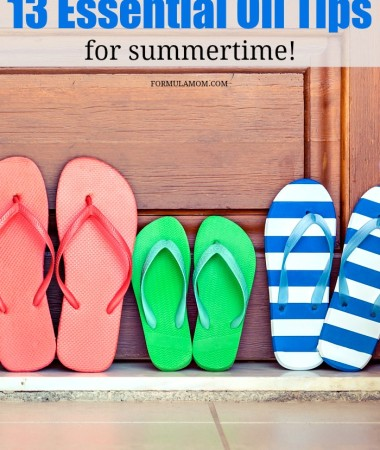 The weather is warming up so it's time to figure out how to use essential oils this summer! Check out these essential oil tips for summer and get prepared!
