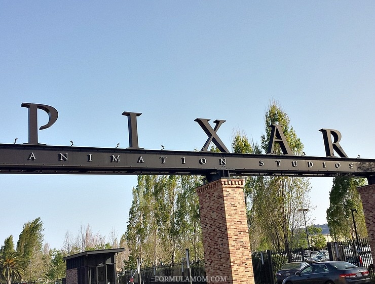 Take an exclusive Pixar Studios tour with me and learn more about DIsney/Pixar's Inside Out!