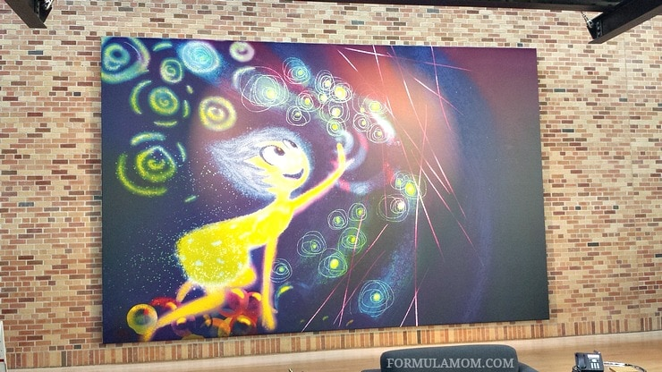 Exclusive Pixar Studios Tour: Inside Out Art #InsideOut #InsideOutEvent