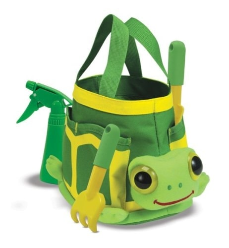 Summer Outdoor Toys For Toddlers: Gardening