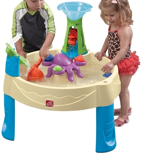 Summer Outdoor Toys for Toddlers: Water Table