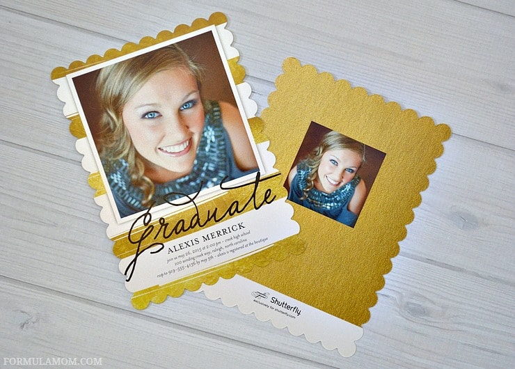 Transitioning from Preschool to Kindergarten can be more fin with graduation announcements from Shutterfly!