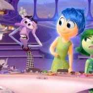 The Animation of Inside Out Movie