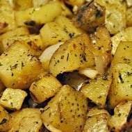 Baked Breakfast Potatoes Recipe