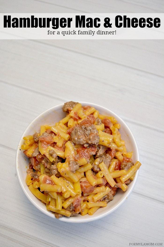 Hamburger And Macaroni Recipe — Dishmaps
