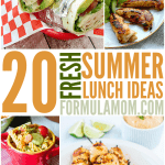 20 Fresh Summer Lunch Ideas