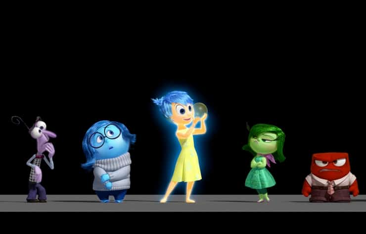 Setting the Stage for Pixar's Inside Out #InsideOutEvent