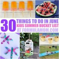 Summer Bucket List for Kids: 30 Things to Do in June