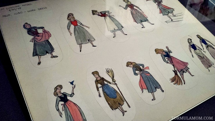 When Visiting the Walt Disney Family Museum, look out for your favorite Disney characters! See how they came to life!