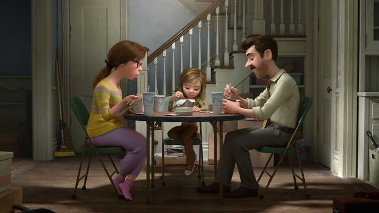 Learn more about creating Inside Out. See how the script makes it's journey to the screen. Then be sure to check out Disney/Pixar's Inside Out on June 19th!