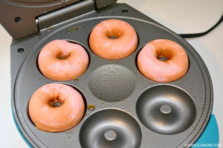 Cake Mix Donut Recipe For Donut Maker