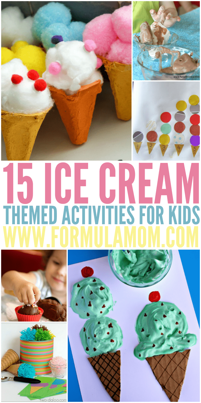 how to make ice cream at home for kids