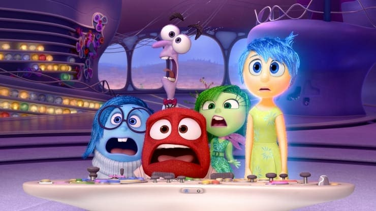 Disney Pixar's Inside Out Trivia