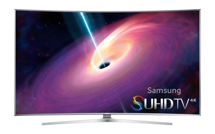 Check out the New SUHD technology from Samsung at Best Buy