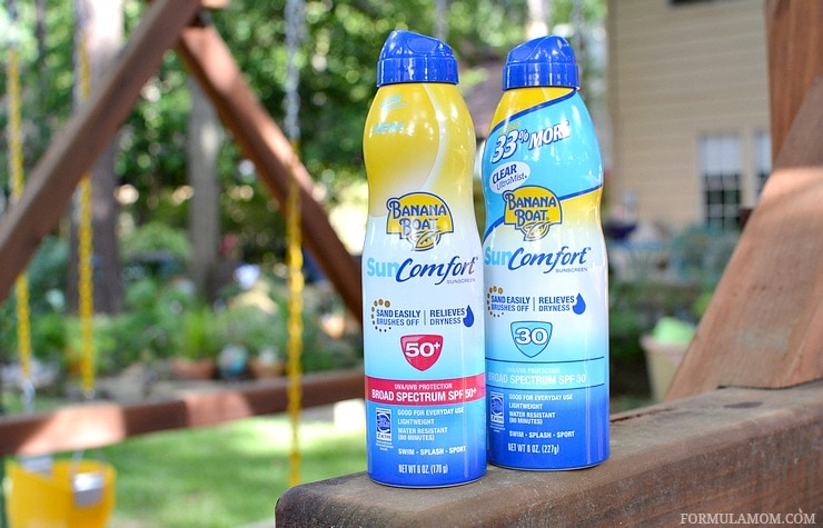 Make lasting family memories with simple summer family fun ideas. Spend quality family time together by keeping it simple! Protect your skin too!