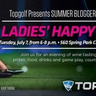 Join Me at Topgolf Spring for Ladies Happy Hour – 7/7 from 6-8pm