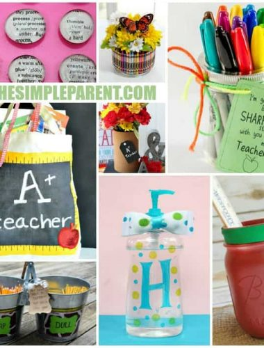The first day of school is right around the corner! Get ready to meet the teacher with these fun back to school teacher gift ideas! Back to school teacher gifts are a sweet way to get the new school year off to a good start!
