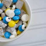 Easy Snack Mix Recipes: Minions Munch