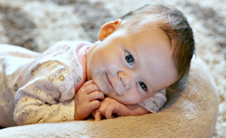 4 Easy Ways to Bond with Your Baby