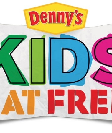 Kids Eat Free at Denny's on Tuesday nights and learn how to feed your family of five for under $20!