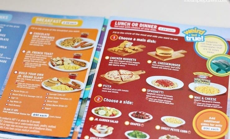 Kids Eat Free at Denny's – Feed the Family for Under $20!