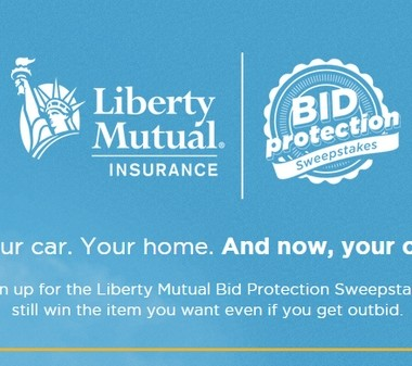 Don't be outbid at the last minute with Liberty Mutual Insurance eBay Bid Protection!